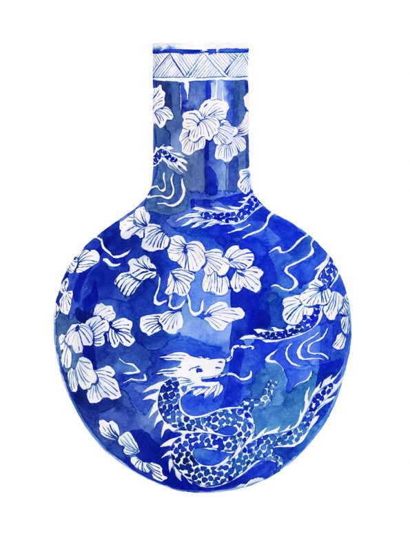 KarmaKollective_Blue_Vase